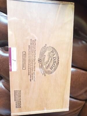Padron 5000 Natural - Box 26