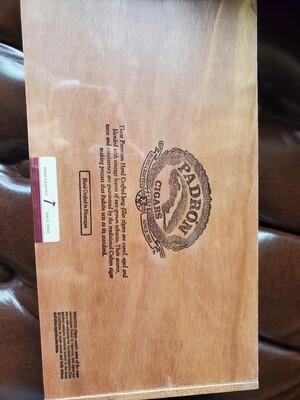 Padron 3000 Natural - Box 26