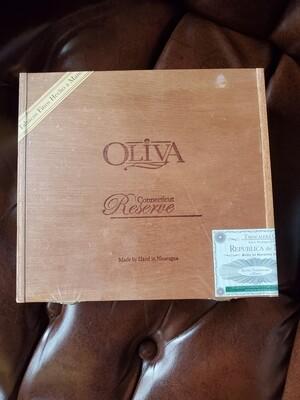 Oliva Connecticut Reserve Torpedo - Box 20
