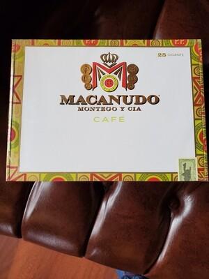 Macanudo Café Gigante - Box 25