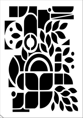 A4 Stencil Mix n Match