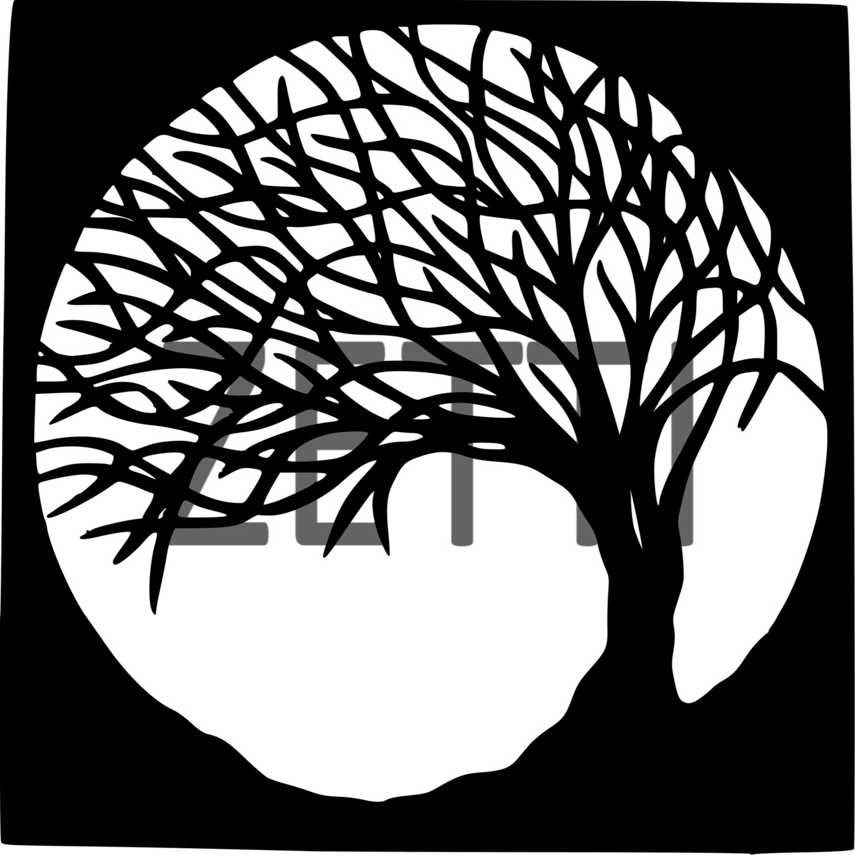 30x30 Mask Tree