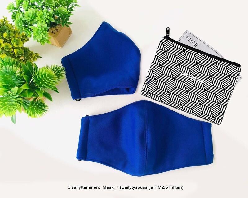 ULPU Mask + Filter + Storage Bag