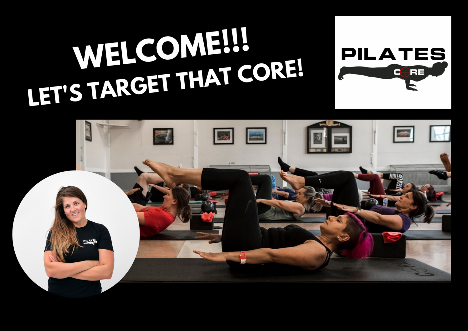 Mat Pilates PAYG - Confirm with Kim before booking