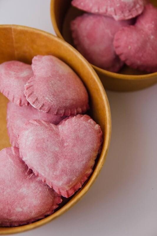 Вареники Love - Sweet with cottage cheese