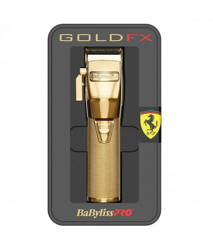 Babyliss Pro 4rtists Ferrari Engine Tondeuse Gold Fx8700ge