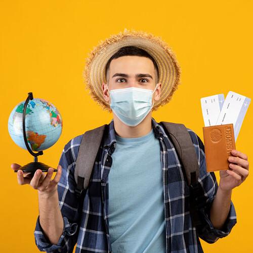 Masken Reiseset (2 Personen)