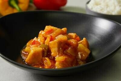 Homemade Sweet & Sour Chicken (GF)