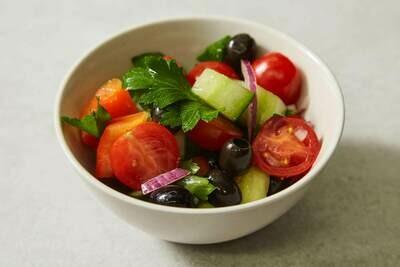 Naked Greek Salad (V)(GF)