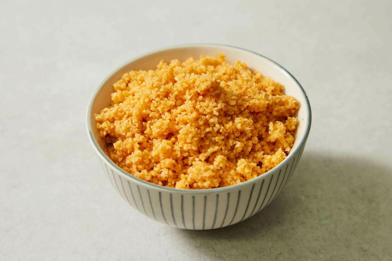 Bulgur Wheat (V)(GF)