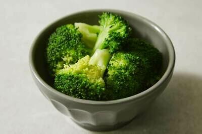 Steamed Broccoli (V)(GF)