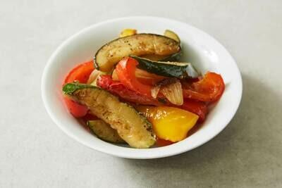 Grilled Vegetables (V)(GF)