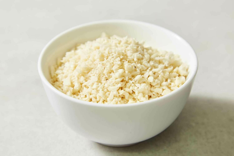 Cauliflower Rice (V)(GF)