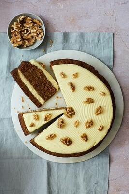Whole Handmade Carrot Cake (N)