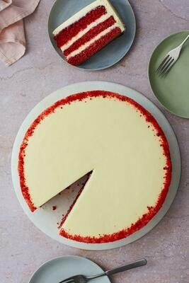 Whole Handmade Red Velvet Cake (VG)