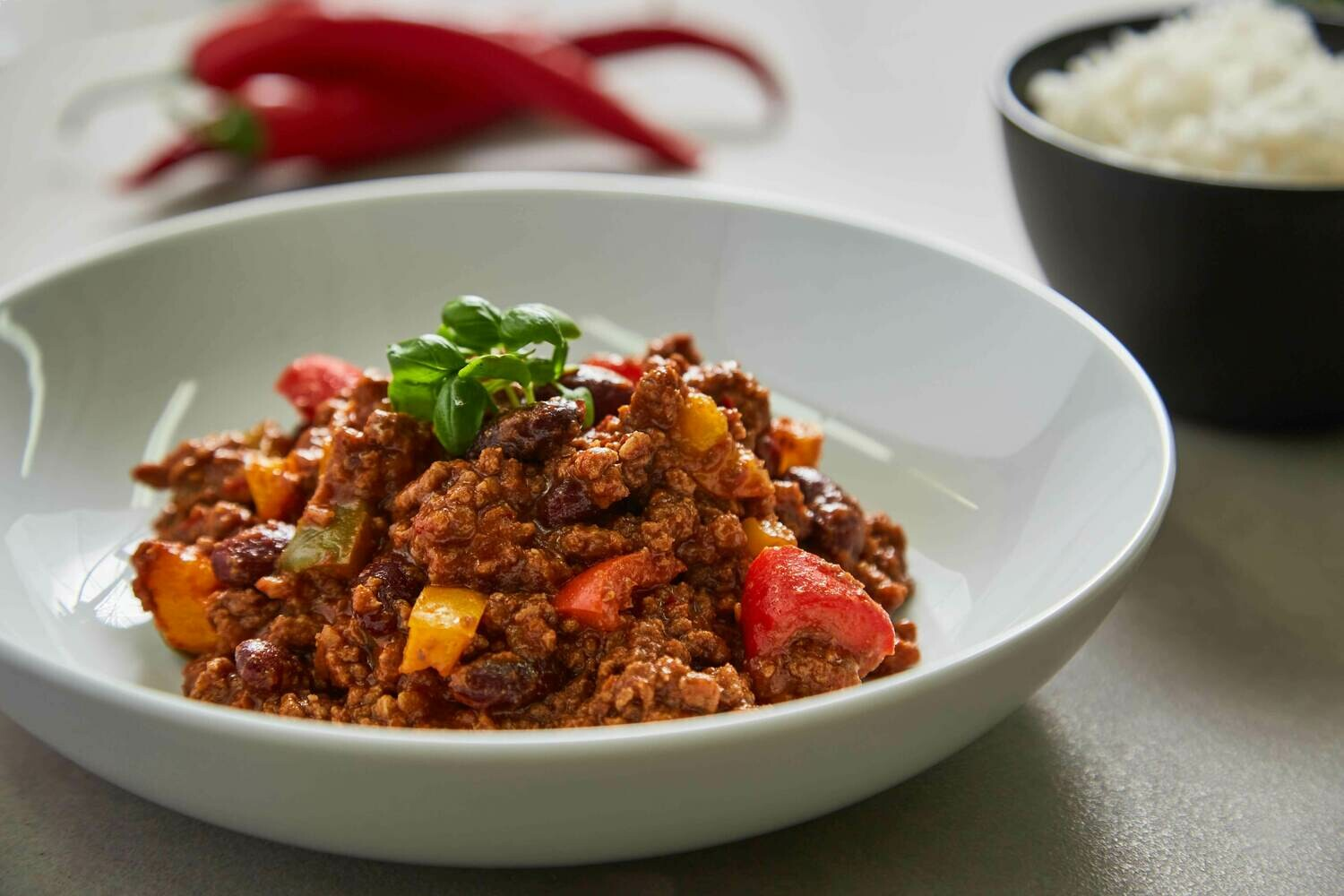 Homemade Chilli Con Carne (GF)