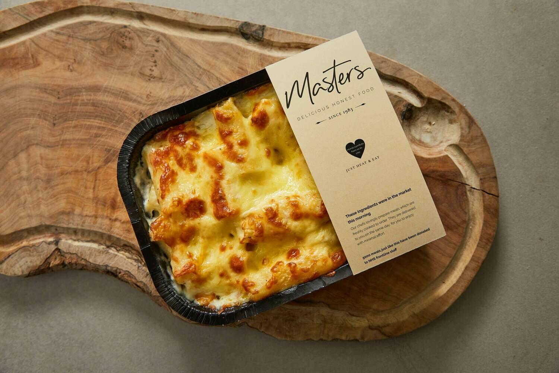 Homemade Mac 'n' Cheese (VG)