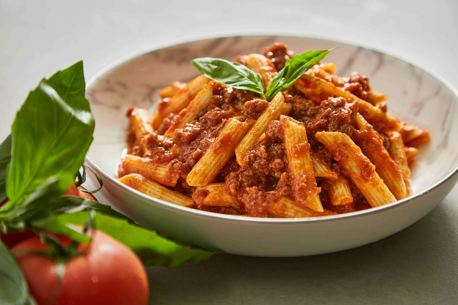 Homemade Pasta Bolognese (Available as GF)
