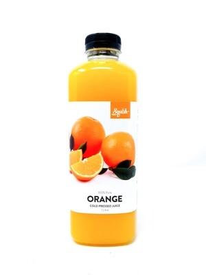 Cold Pressed Pure Orange Juice