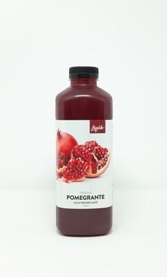 Cold Pressed Pure Pomegranate Juice