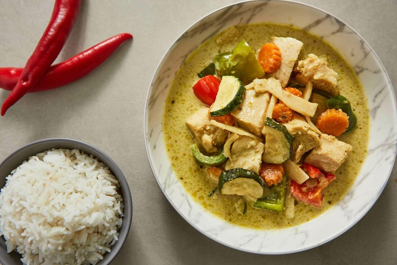 Green Thai Chicken Curry (GF)