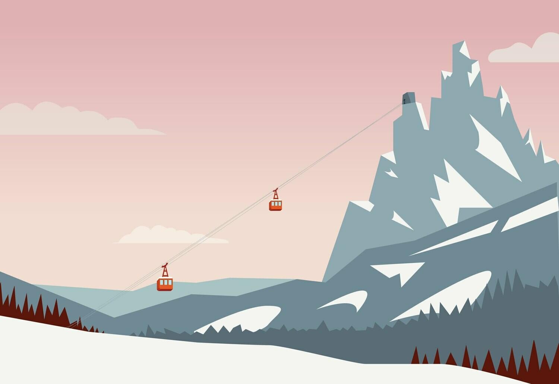 Escapade à la montagne