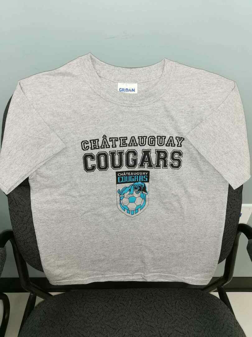 T-Shirt Cougars