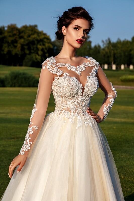 Vestido de novia Anna