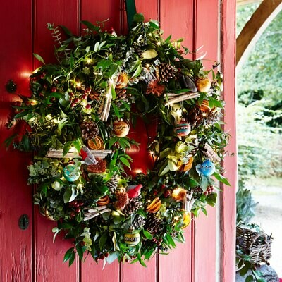 The Bells & Whistles Wreath