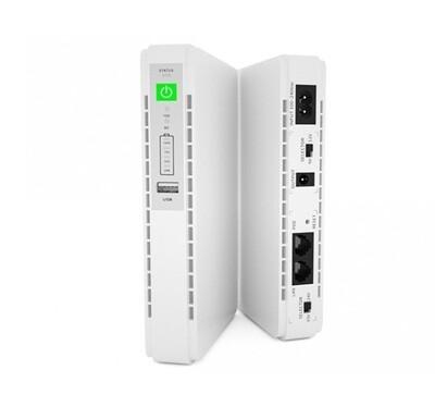 DCIS Micro UPS (DC, USB & PoE) - 17W 8.8AH