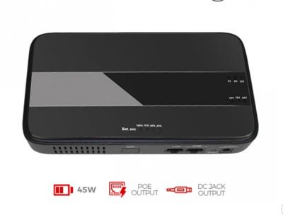 DCIS Micro UPS (DC & PoE) - 45W 8.8AH