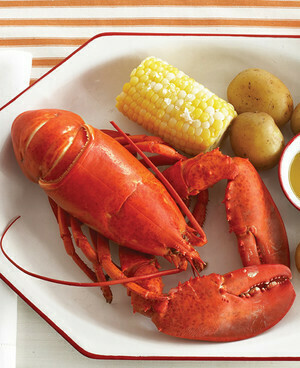 Whole Maine Lobster Dinner