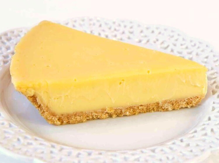 Authentic Key Lime Pie By The Slice