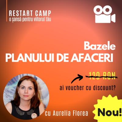Inregistrarea video a cursului Bazele PLANULUI DE AFACERI