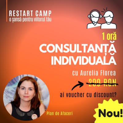 1 ora de consultanta individuala cu Aurelia Florea