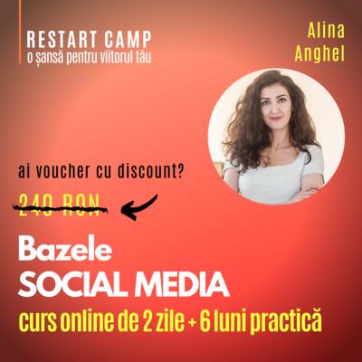 Cursul Bazele SOCIAL MEDIA