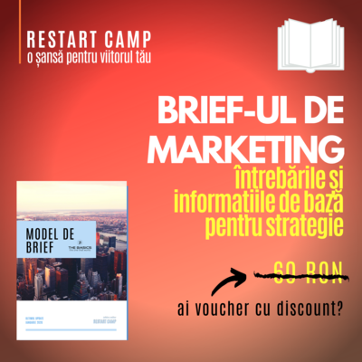 Material extra BRIEF-UL DE MARKETING