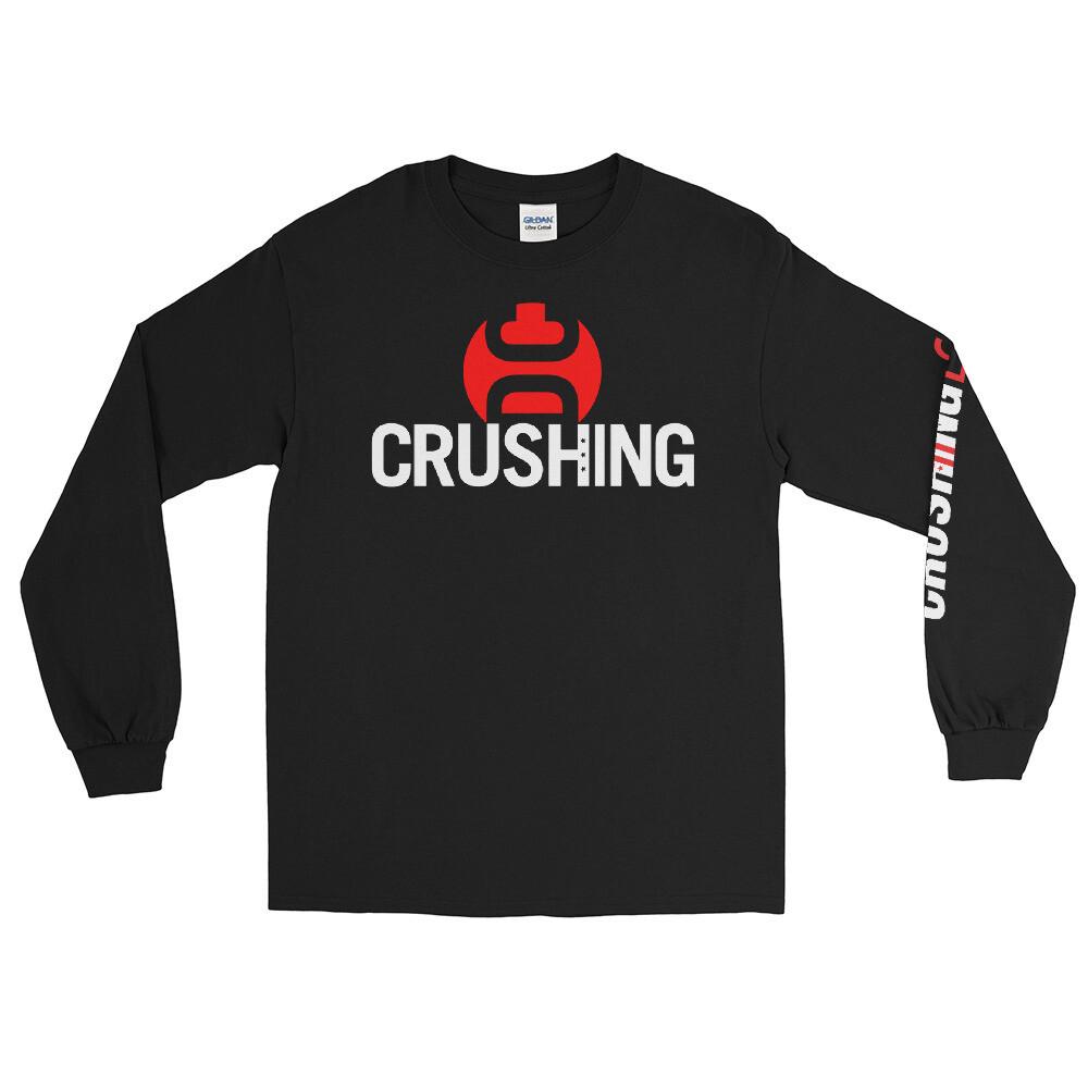 CrushingDC Men's Long Sleeve Shirt