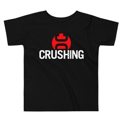 CrushingDC Toddler Short Sleeve Tee