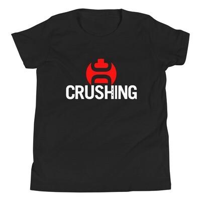 CrushingDC Youth Short Sleeve T-Shirt
