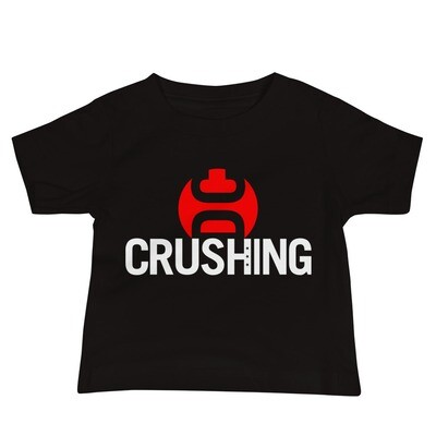CrushingDC Baby Jersey Short Sleeve Tee