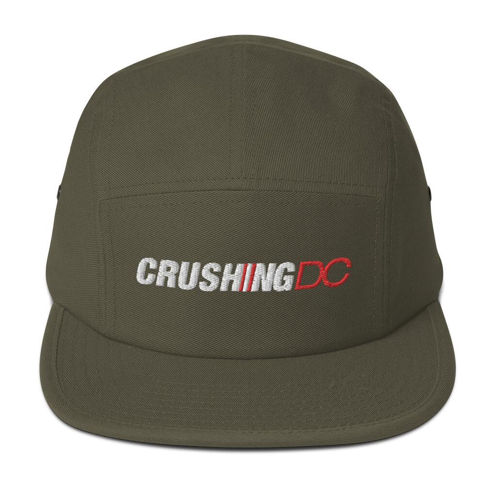CrushingDC Five Panel Cap
