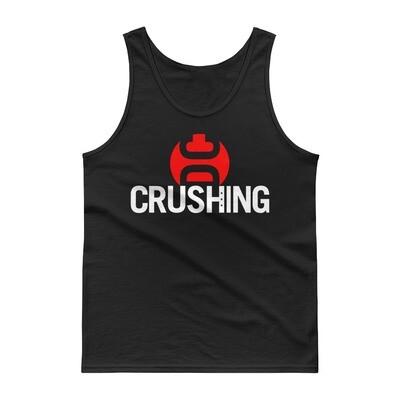 Crushing DC Men's Tank top