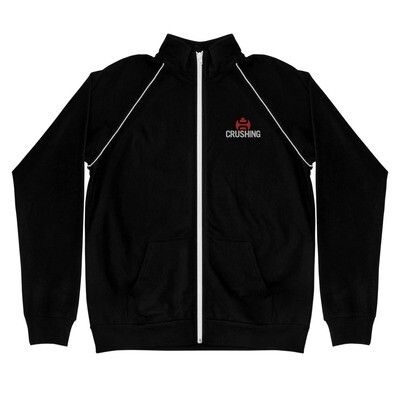 CrushingDC Piped Fleece Jacket