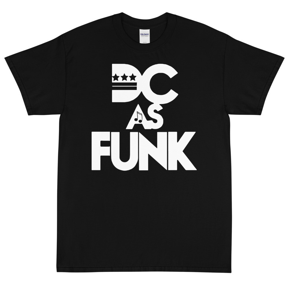 DC as Funk Short Sleeve T-Shirt