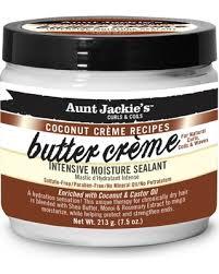 Aunt Jackie's Coconut Butter Crème