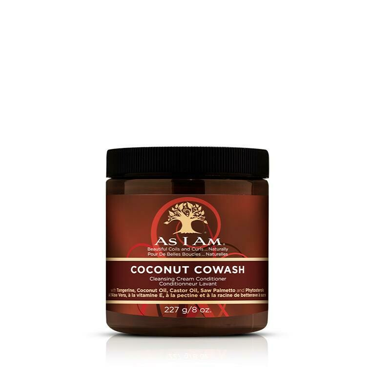 As I Am Coconut Co Wash