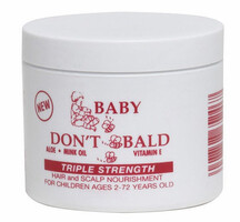 Baby Don't Be Bald Triple Strength