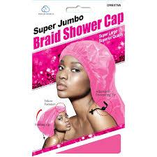 Braid Shower Cap
