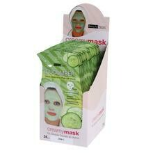 Beauty Treats Cucumber Mask